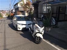 Ryo-aさんのスカイウェイブ400 タイプS 左サイド画像