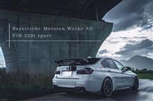 まきあーとさんの愛車:BMW 3シリーズ セダン