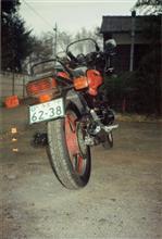 jogpapaさんのGPz400 リア画像