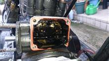 NF13A-TV125Rさんのウルフ125 インテリア画像