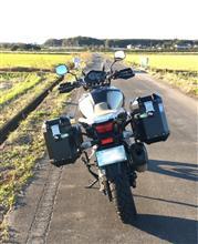 sa-さんのV-Strom1000ABS リア画像