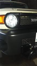 くたびれ地蔵さんの愛車:トヨタ FJクルーザー