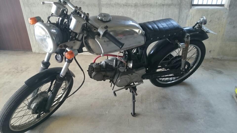 ホンダ CD50