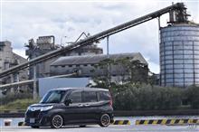 バーボン//さんの愛車:トヨタ ルーミーカスタム