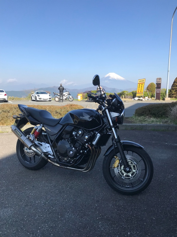 ホンダ CB400 Super Four Hyper V-tec Revo