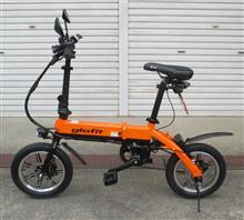 紺八親爺さんのglafitバイク メイン画像
