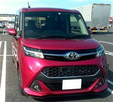 makiogogoさんの愛車:トヨタ タンクカスタム