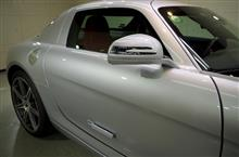 REVOLTさんのSLS AMG リア画像