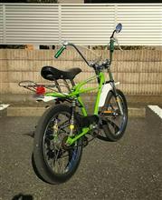 モリパパE51さんのモトバイク リア画像