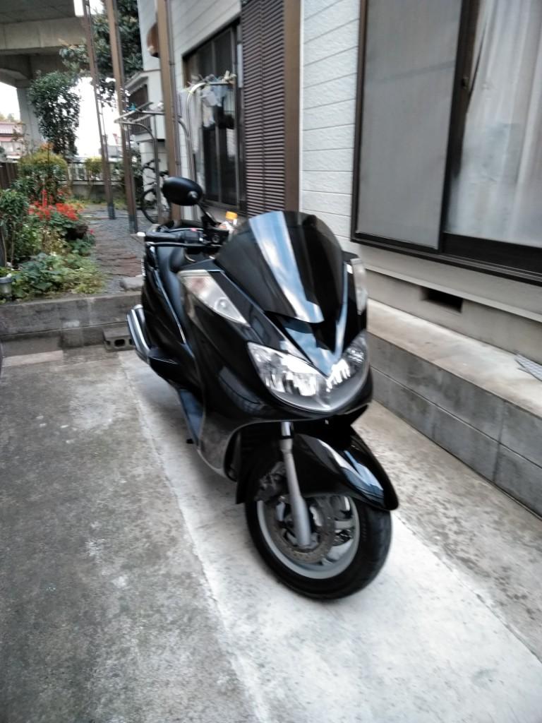 yoshi766さんのグランドマジェスティ400