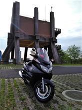 yoshi766さんのグランドマジェスティ400 リア画像