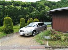 小松さんの愛車:スバル レガシィB4