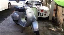 Toshi@G12(=alfisti)さんのベスパカー P50 メイン画像