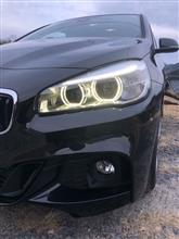 WTR.mさんの愛車:BMW 2シリーズ アクティブツアラー