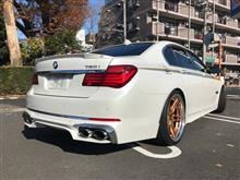 しげゆうさんの愛車:BMW 7シリーズ