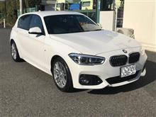 imasonさんの愛車:BMW 1シリーズ ハッチバック