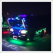 華姫丸急行さんのハイキャブトラック