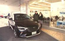 dukawaさんの愛車:マツダ CX-3
