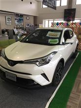 こん3さんの愛車:トヨタ C-HR
