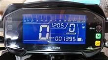 GX-9900さんのGSX-S125 ABS インテリア画像