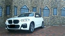 しまちゃん♪さんの愛車:BMW X3