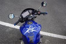 KK-CB900Hornet-さんのホーネット900 インテリア画像