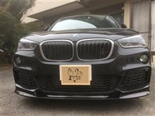 タケミカヅチさんの愛車:BMW X1