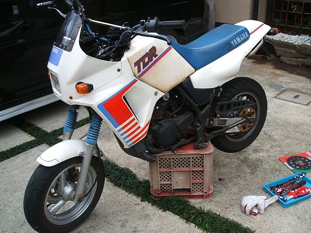 ヤマハ TDR80
