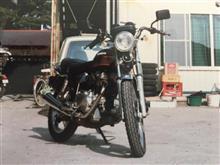 takaさんさんのCB400T HAWK II (ホーク2) メイン画像