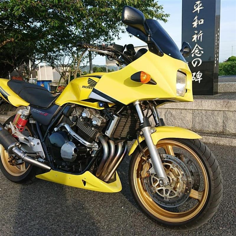 a.takeoさんのCB400SF VTEC spec2