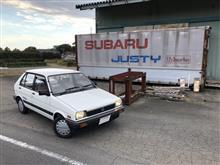 すばるっちさんの愛車:スバル ジャスティ