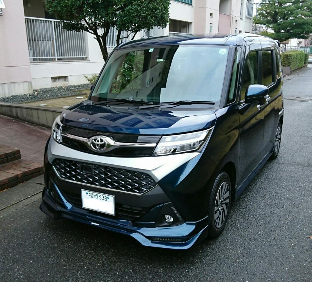 トヨタ タンクカスタム