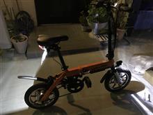 すばるんーさんのglafitバイク 左サイド画像
