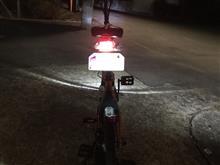 すばるんーさんのglafitバイク リア画像