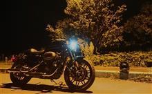㈱K-GARAGEさんのXL1200CX/ロードスター リア画像