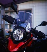 クマおやじさんのV-Strom 250 メイン画像
