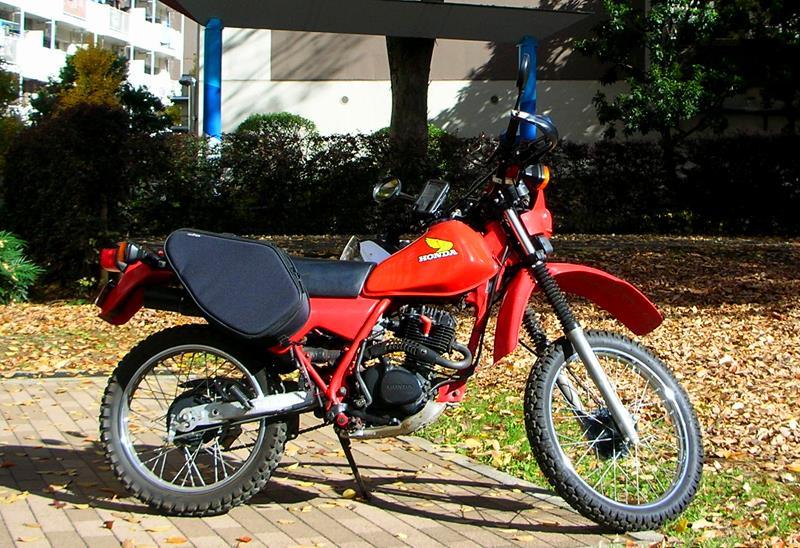ホンダ XL125R