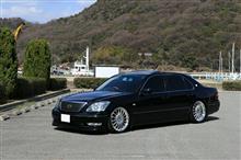 けいせるさんの愛車:トヨタ セルシオ