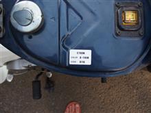 サンクラさんのスーパーカブ70 リア画像