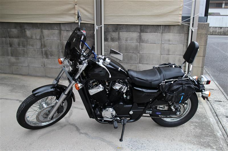 dachshundR352さんのVT400S