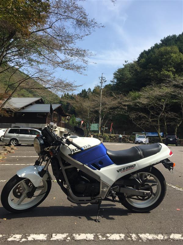 KuratakeさんのVTZ250