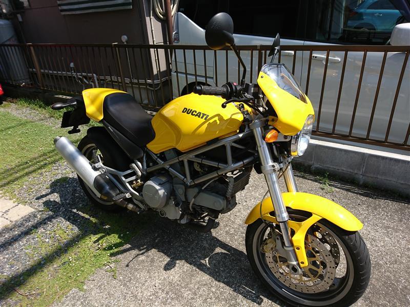 チーちゃんさんのモンスター800S
