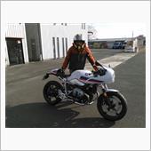 鬼軍曹さんのR nineT Racer