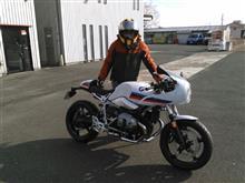 鬼軍曹さんのR nineT Racer メイン画像