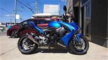 BANDISTさんのGSX-S1000F ABS メイン画像