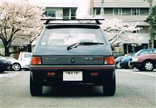 zuniさんの205 (ハッチバック) リア画像