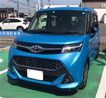 かめ彦さんの愛車:トヨタ タンクカスタム