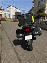 waku2さんのV-Strom 250 リア画像