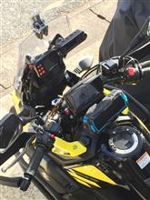waku2さんのV-Strom 250 インテリア画像