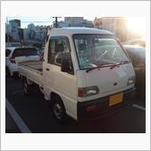 東次さんのサンバートラック